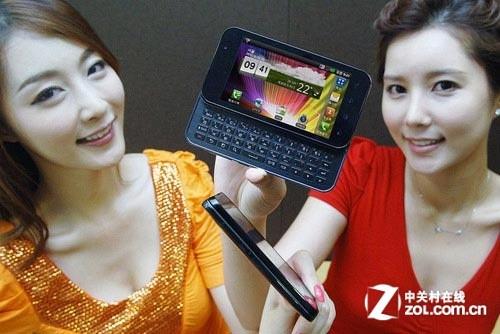 LG Optimus Q2正式发布